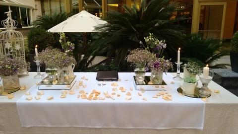 maestrasdeceremonias.com - La mesa ceremonial - Maestras de Ceremonias - Mamen Navarro
