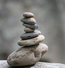 Ceremonia de las piedras